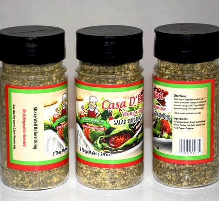 Casa D'Erba Salad Dressing Seasoning