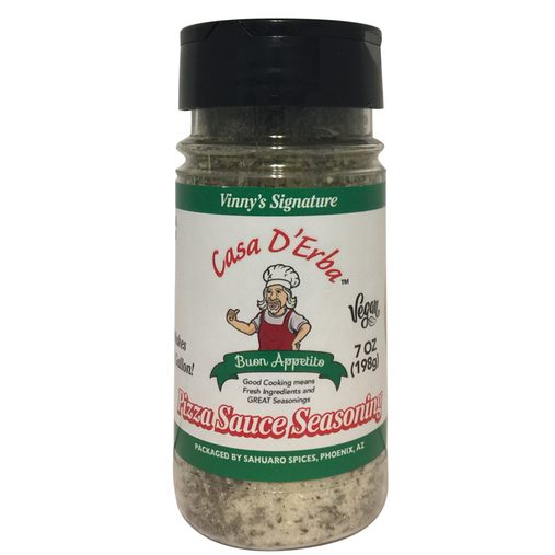 pizza sauce seasoning